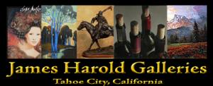 New Works At James Harold Galleries